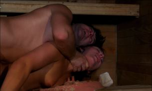 Brigitte Lahaie nude full frontal Dominique Journet, Cathy Stewart all nude and sex - The Night of the Hunted (FR-1980) HD 1080p (2)