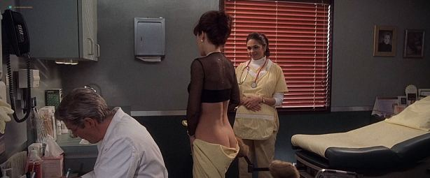 Farrah Fawcett nude full frontal, Helen Hunt , Janine Turner nude too - Dr. T and the Women (2000) HD 1080p (4)