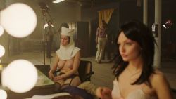 Hannah Townsend nude topless Tina Tanzer and others nude too - The Deuce (2018) s2e2 HD 1080p (10)
