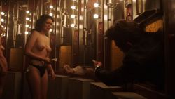Hannah Townsend nude topless Tina Tanzer and others nude too - The Deuce (2018) s2e2 HD 1080p (5)