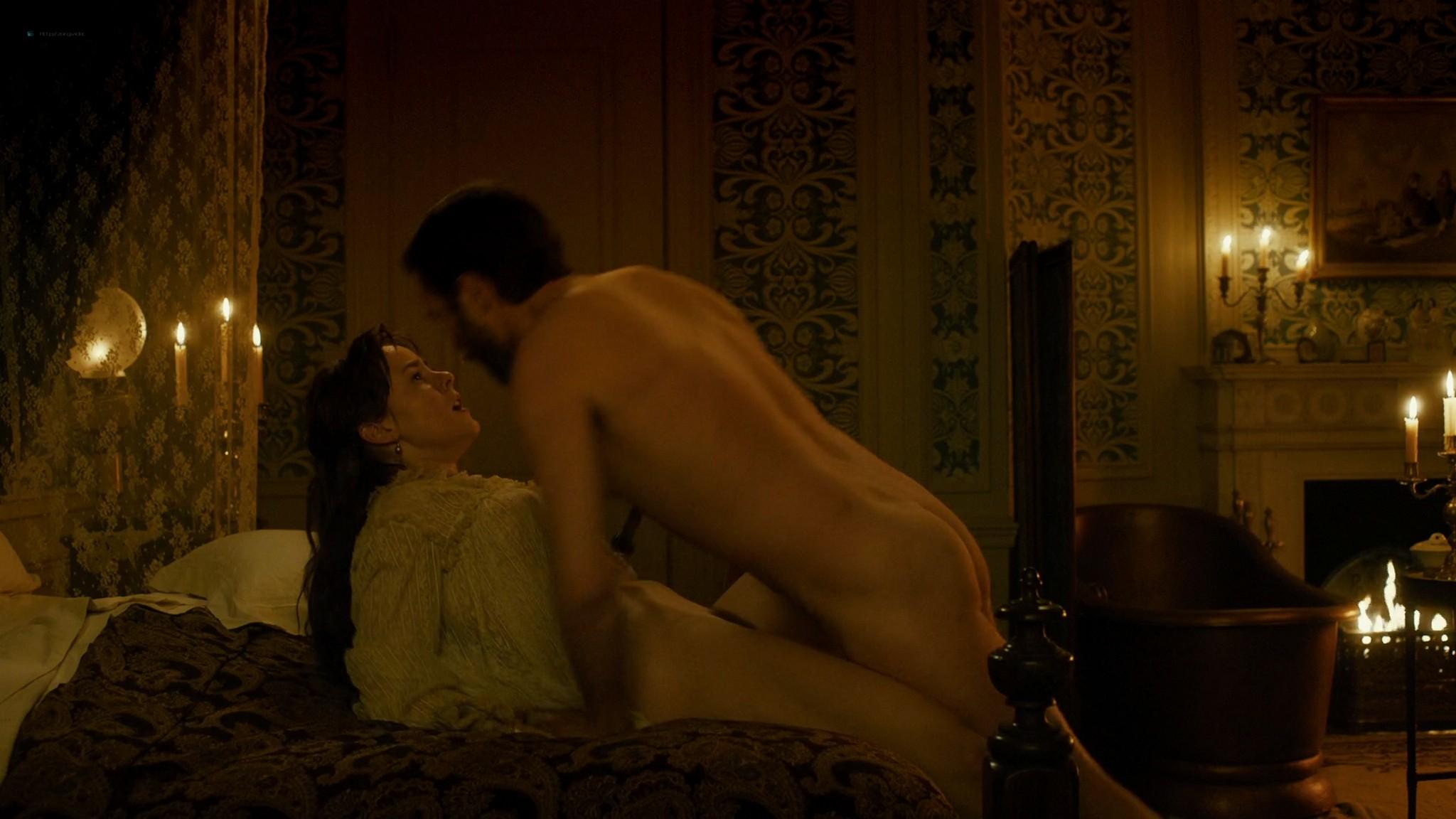 Jena Malone nude bush and sex - Angelica (2015) HD 1080p WEB (2)