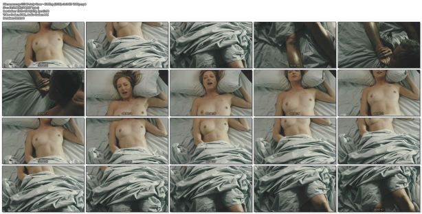 Judy Greer nude topless and some sex - Kidding (2018) s1e2 HD 1080p (1)