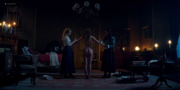Lily Sullivan nude butt, Samara Weaving, Madeleine Madden nude butt and hot - Picnic at Hanging Rock (2018) S01 HD 1080p (10)