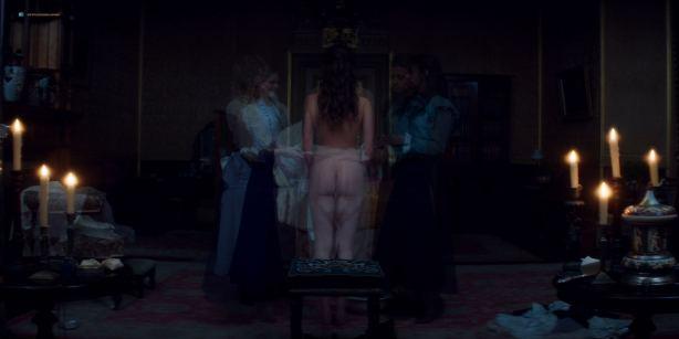 Lily Sullivan nude butt, Samara Weaving, Madeleine Madden nude butt and hot - Picnic at Hanging Rock (2018) S01 HD 1080p (9)