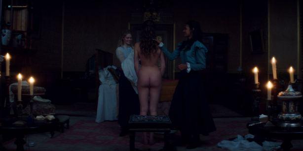 Lily Sullivan nude butt, Samara Weaving, Madeleine Madden nude butt and hot - Picnic at Hanging Rock (2018) S01 HD 1080p (8)