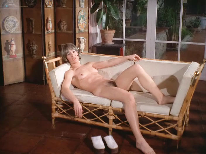 Lina Romay nude full frontal Alice Arno and Tania Busselier nude sex - How to Seduce a Virgin (1974) (17)