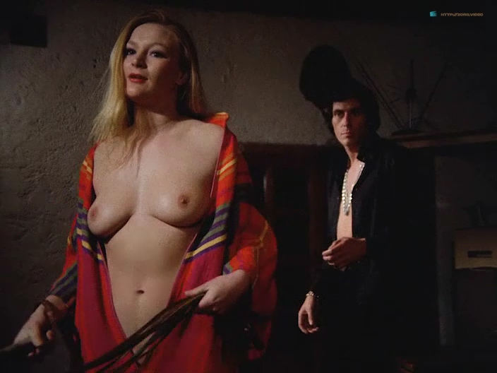 Lina Romay nude full frontal Alice Arno and Tania Busselier nude sex - How to Seduce a Virgin (1974) (10)