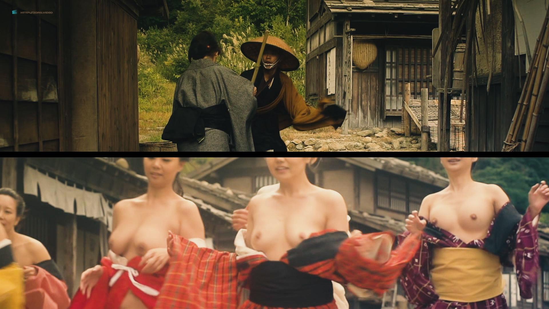 Tomoko nackt Harazaki Suffering Of
