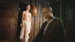 Miho Wakabayashi nude topless and sex Reina Yukara, Tomoko Harazaki, and others nude too - Suffering of Ninko (JP-2016) HD 1080p (5)