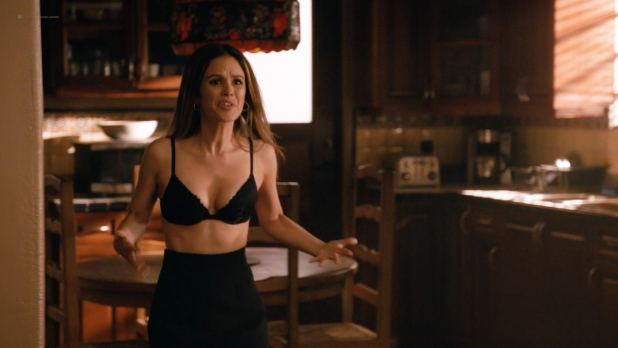Rachel Bilson hot sexy and some sex - Take Two (2018) s1e13 HD 1080p (5)