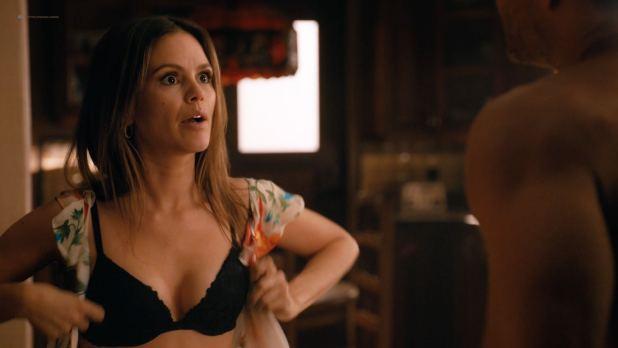 Rachel Bilson hot sexy and some sex - Take Two (2018) s1e13 HD 1080p (2)