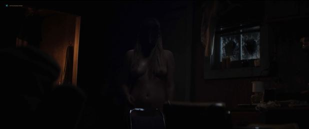 Riley Keough nude full frontal - Hold the Dark (2018) HD 1080p Web (5)