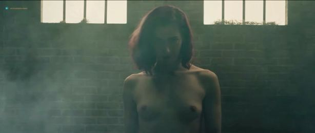 Tristan Risk nude topless Ellie Church, Kelsey Carlisle, and other nude too - Amazon Hot Box (2018) (13)