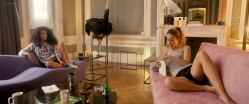 Alice David nip slip, Sabrina Ouazani, Charlotte Gabris hot and sexy - Demi soeurs (FR-2018) HD 1080p Web (13)