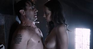 Bailee MyKell Cowperthwaite nude sex in the shower Melissa Bolona hot sex - Malicious (2018) HD 1080p (5)