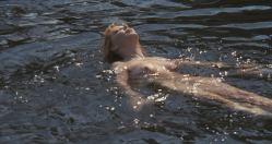 Brigitte Skay nude full frontal skinny dipping - A Bay of Blood (IT-1971) HD 1080p BluRay (11)