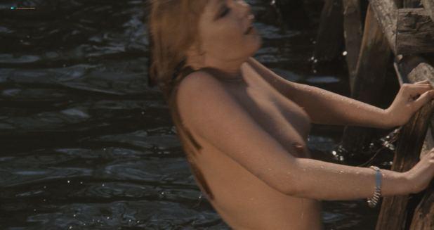 Brigitte Skay nude full frontal skinny dipping - A Bay of Blood (IT-1971) HD 1080p BluRay (7)