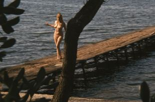 Brigitte Skay nude full frontal skinny dipping  – A Bay of Blood (IT-1971) HD 1080p BluRay