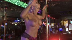Catherine Annette nude topless Cindy Lucas, Erika Jordan and others nude as strippers - After Midnight (2014) HD 1080p (11)
