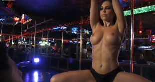 Catherine Annette nude topless Cindy Lucas, Erika Jordan and others nude as strippers - After Midnight (2014) HD 1080p (2)