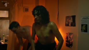 Desiree Akhavan nude topless and sex - The Bisexual s01e02 (2018) HD 1080p