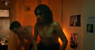 Desiree Akhavan nude topless and sex - The Bisexual s01e02 (2018) HD 1080p (3)