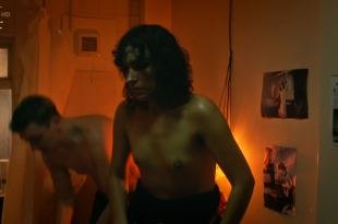 Desiree Akhavan nude topless and sex – The Bisexual s01e02 (2018) HD 1080p