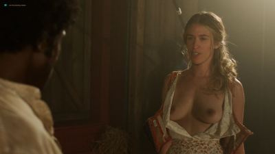 Emily Meade nude sex Haley Rawson, Amanda Barron nude sex too - The Deuce (2018) s2e8 HD1080p Web (10)