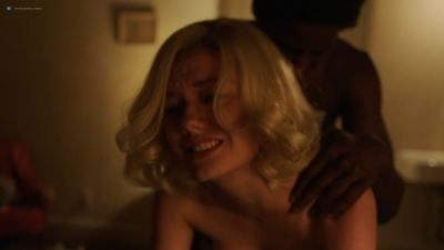 Emily Meade nude sex Haley Rawson, Amanda Barron nude sex too - The Deuce (2018) s2e8 HD1080p Web (6)