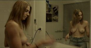 Hope Devaney nude topless - Lurking Woods (2015) HD 1080p (4)