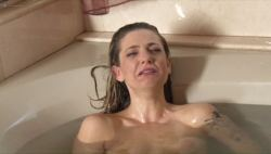 Jackie Moore nude sex and Melissa Sims nude in the tub - Deadly Famous (2014) (11)