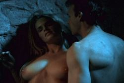 Julie Cialini nude full frontal Regina Russell and Julie K. Smith nude too  - Wolfhound (2002) (7)