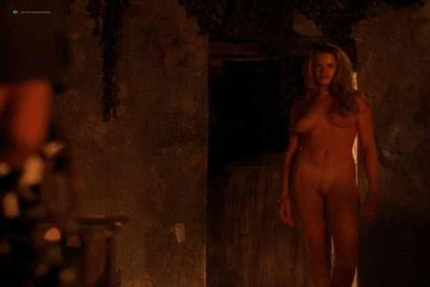 Julie Cialini nude full frontal Regina Russell and Julie K. Smith nude too  - Wolfhound (2002) (4)
