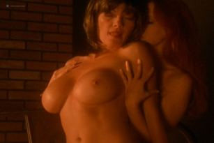 Julie Cialini nude full frontal Regina Russell and Julie K. Smith nude too - Wolfhound (2002)
