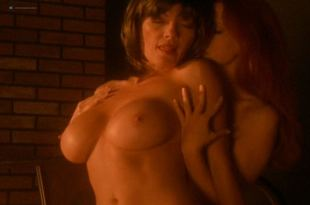 Julie Cialini nude full frontal Regina Russell and Julie K. Smith nude too  – Wolfhound (2002)