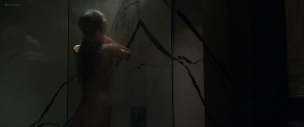 India Eisley nude full frontal and sex - Look Away (2018) HD 1080p (13)