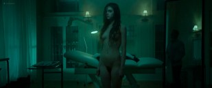 India Eisley nude full frontal and sex - Look Away (2018) HD 1080p