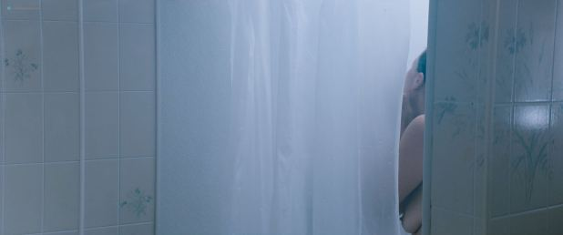 Maggie Gyllenhaal nude in the shower - The Kindergarten Teacher (2018) HD 1080p (3)