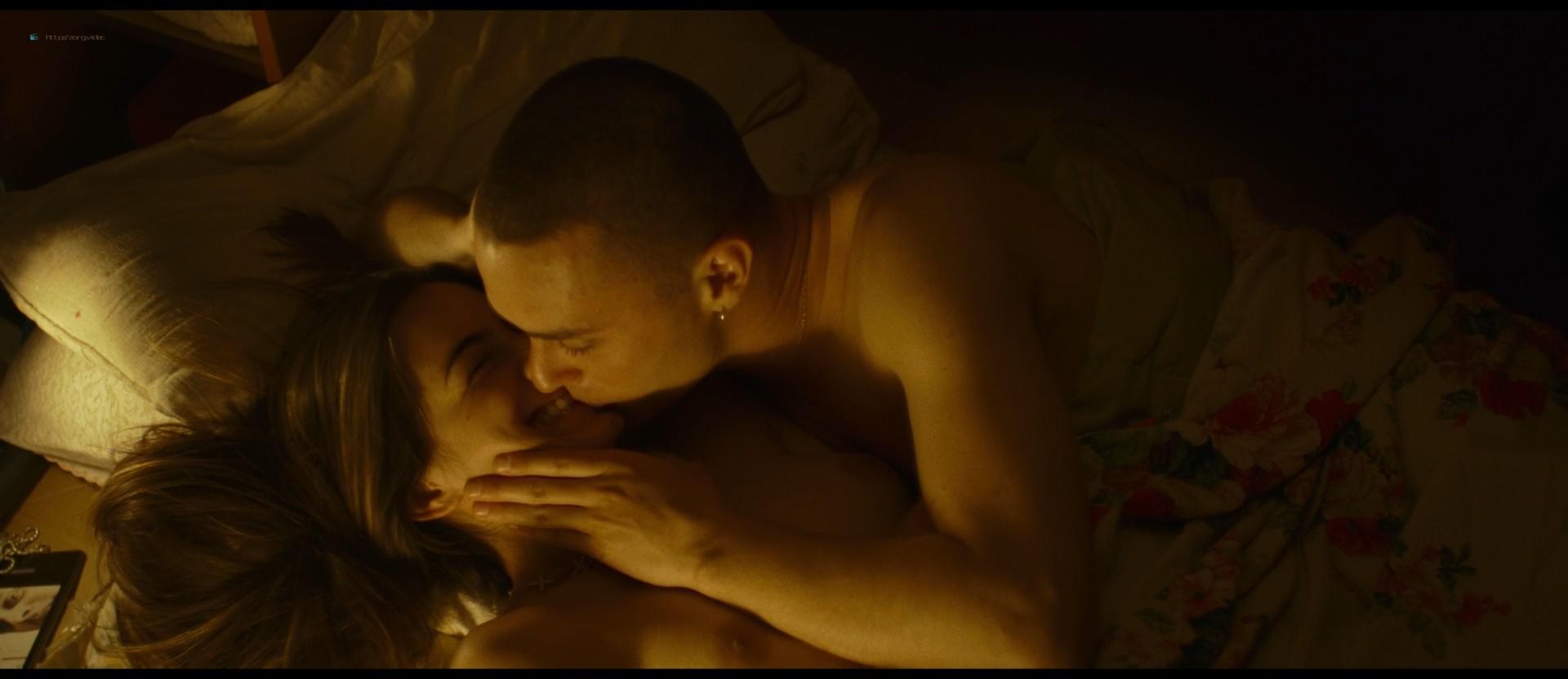 Michela De Rossi nude topless and hot sex - La Terra dell'abbastanza (IT-2018) HD 1080p BluRay (7)