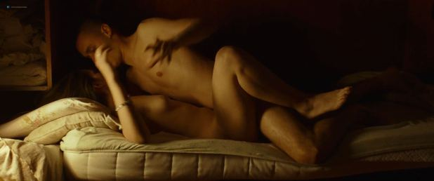 Michela De Rossi nude topless and hot sex - La Terra dell'abbastanza (IT-2018) HD 1080p Web (4)