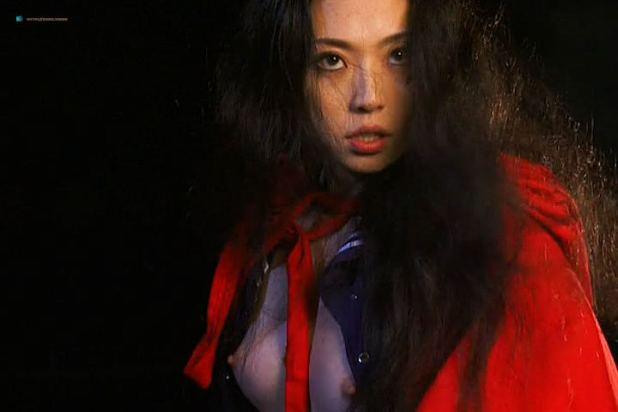 Momoka Nishina nude and hot sex Asami topless - Red Sword (JP-2012) (17)