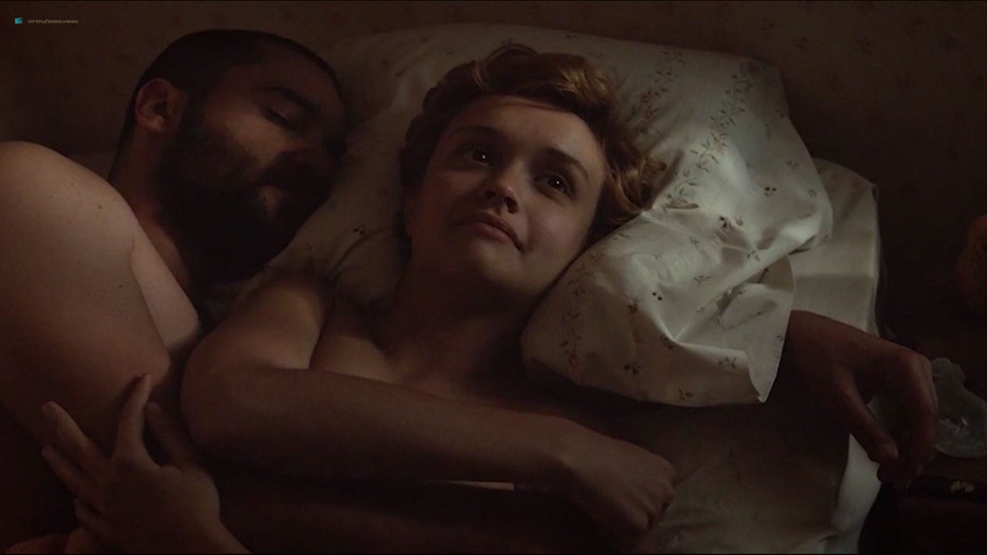 Olivia Cooke Nude Topless And Sex Doggy Style Katie Says Goodbye