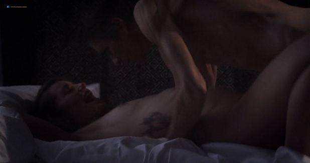 Sara K. Edwards nude topless in sex scene - Alterscape (2018) HD 720p WEB (6)