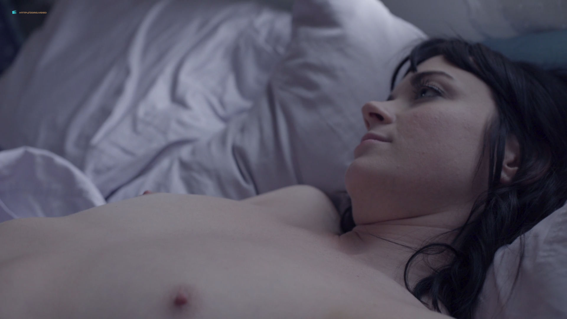 Amber Stonebraker nude bush topless and sex - Sex Weather (2018) HD 1080p (13)