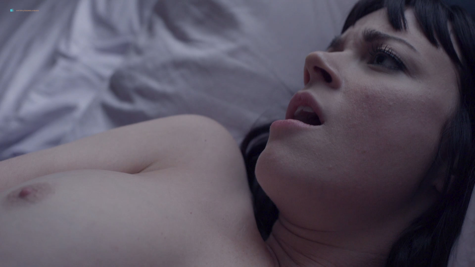 Amber Stonebraker nude bush topless and sex - Sex Weather (2018) HD 1080p (11)
