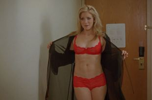 Brittany Snow hot in lingerie Sophia Bush, Arielle Kebbel, Ashanti  hot and sexy – John Tucker Must Die (2006) HD 1080p