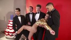 Emily Ratajkowski nude topless and butt for GQ Turkey Photoshoot (2014) (10)