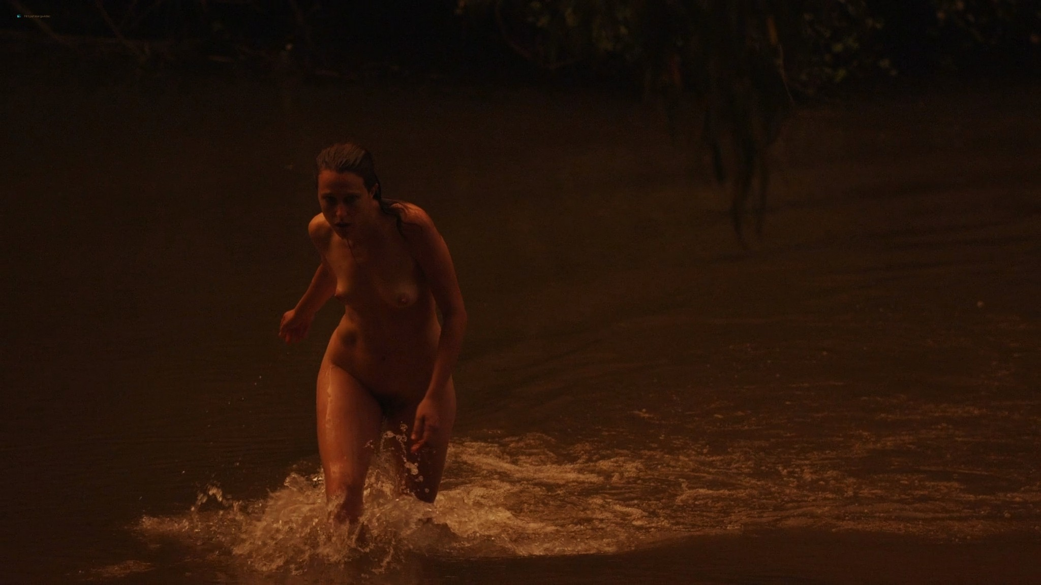 Josephine Decker nude full frontal - Sisters of The Plague (2015) HD 1080p Web (7)