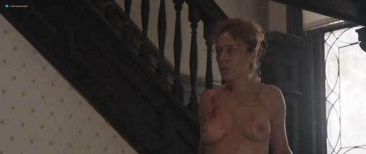Kristen Stewart nude topless Chloe Sevigny nude topless and butt - Lizzie (2018) HD1080p BluRay (28)