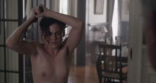Kristen Stewart nude topless Chloe Sevigny nude topless and butt - Lizzie (2018) (2)